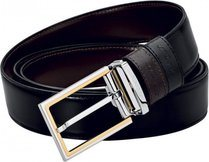 Line D Belt Business Reversible Rectangular