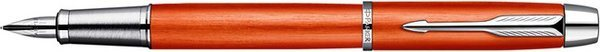 Parker IM Premium Fountain Pen Big Red Brushed