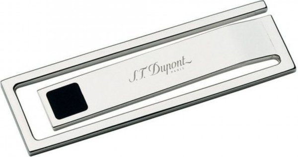 Money Clip - Lacquer And Palladium