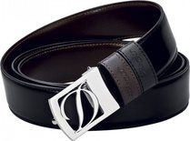Line D Belt Business Reversible D