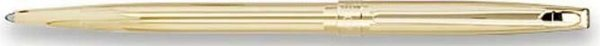 Caran d'Ache Madison Ciselé Retractable Ballpoint Pen Gold-Plated