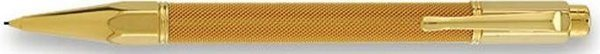 Caran d'Ache Varius Ivanhoe Mechanical Pencil Gold-Plated