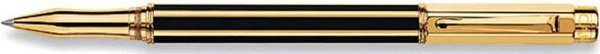 Caran d'Ache Varius China Black Rollerball Lacquer / Gold-Plated