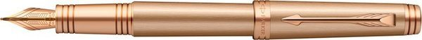 Parker Premier Monochrome Fountain Pen Pink Gold