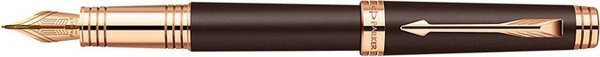 Parker Premier Fountain Pen Soft Brown